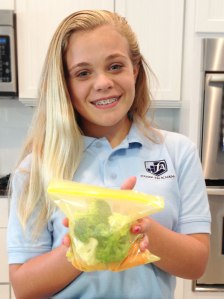 Karly veggie bag